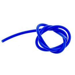 Rubber nipple tube BLUE length 40 cm, diameter 3 mm