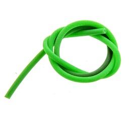 Rubber nipple tube GREEN length 40 cm, diameter 3 mm