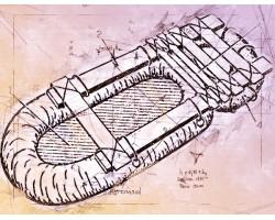 Советы по оборудования резиновой лодки для рыбалки